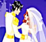 Colorful Wedding Dress Up