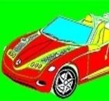 Colorindo 16 Carros