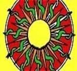 Colorir a Mandala Sol