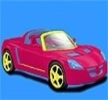 Colorir o Carro Conversível