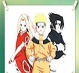 Jogos de Pintar Naruto