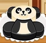 Cozinhar Bolo Panda