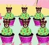 Cupcakes de Menta