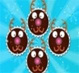 Cupcakes do Rudolfo