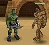 Derrotar os Inimigos de Hulk Gladiador