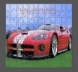 Dogde Viper Jigsaw