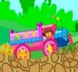 Dora Explorer Transports Fruit