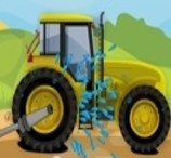 Farm Tractor's Wash and Repair