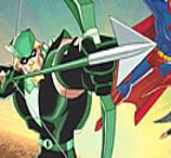 Flecha Verde - Justice League Training Academy