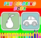 Fun Coloring Book
