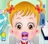 Jogos de Cuidar de Bebê
