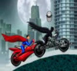 Jogos de Bicicleta de Heróis