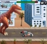 Hot Wheels: T-Rex Rampage