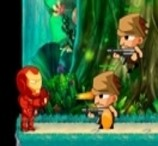 Iron Man Battles