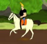 Johnny Bravo: Unruly Horse