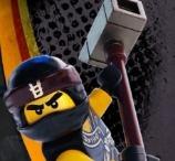 Lego Ninjago Whack a Shark