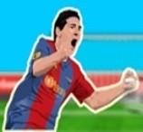 Lionel Messi Header