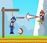 Jogos de Tiro do Sonic