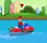 Mario Jet Ski Racing