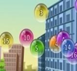 Math Bubble Pop