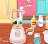 Milk-shake de Fruta Delicioso