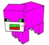 Minecraft Color Pig