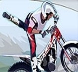 Jogos de Empinar Moto