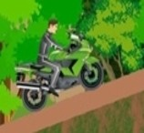 Motorcycle Forest Bike