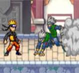 Naruto Fighting CR Kakashi