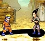 Naruto Meat Tank Battle