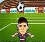 Neymar Head Football