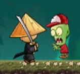 Ninja Kid vs Zombies