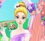 Noiva Princesa no Salão