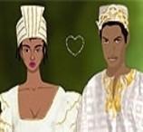 Noivos Africanos