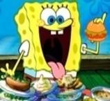 O Almoço do Bob Esponja