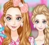 O Encontro da Princesa Elsa