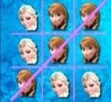 O Jogo da Velha com as Duas Princesas
