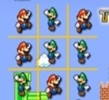 O Jogo da Velha com o Super Mario