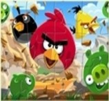 O Puzzle dos Angry Birds