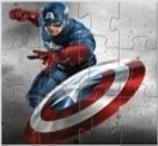 O Quebra-Cabeças do Capitão América