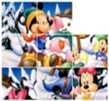 O Quebra-Cabeças do Rato Mickey