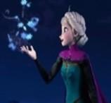 Os Poderes da Princesa Elsa