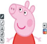 Peppa Pig Drawing