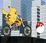 Pikachu Bike Trip