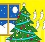 Pintar a Árvore de Natal