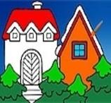 Pintar a Casa no Natal