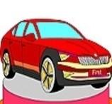 Pintar o Sedan Clássico