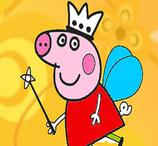 Pintar Peppa Pig Fada