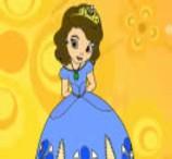 Pinte a Princesinha Sofia