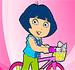 Pinte Dora Com Sua Bicicleta